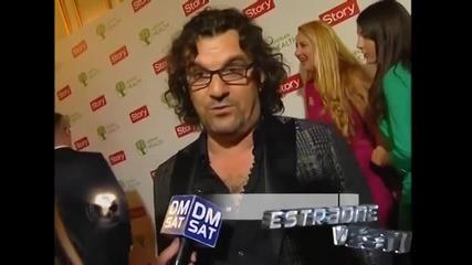 Aca Lukas - Rodjendan magazina Story - Estradne vesti - (TV DM SAT 2014)