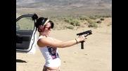 Shotgun Recoil on Nikki plus Sks and Glock