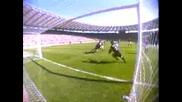 Roma - Verona - Montella Goal