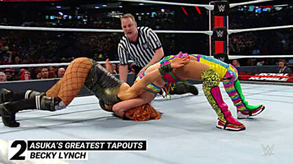 Asuka's greatest tapouts: WWE Top 10, May 5, 2021