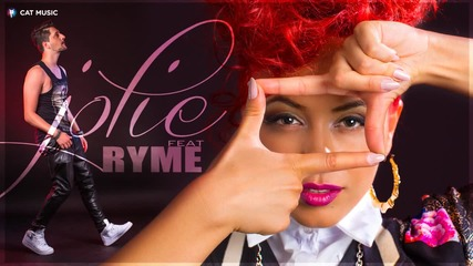 New! 2014   Jolie feat. Ryme - Querida ( Lyric Video )