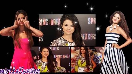 Selena Gomez. Rude. xx