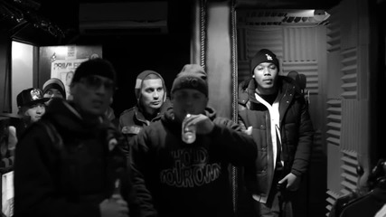 Cozz ft. J. Cole - Knock Tha Hustle (remix)