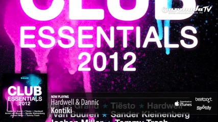 Hardwell & Dannic - Kontiki (from_ Club Essentials 2012)