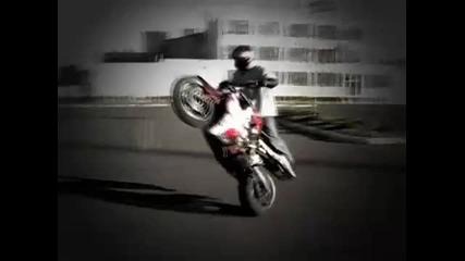 Sfz Motorcycle Stunts