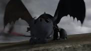 Дракони - ездачите от Бърк ep14 - Това което лети под земята
