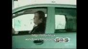 Ха - ха голям смях - не купувайте кола преди да ви я тестват!