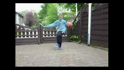 10 годишно германче прави яки финтове