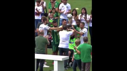 Футболната трагедия - Чапекоензе