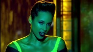 Превод ! Alicia Keys - Girl On Fire [ Official Music Video ]