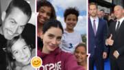 Дъщерята на Пол Уокър и децата на Вин Дизел – едно очарователно приятелство