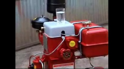 Lister Powerline Engine