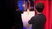 Жена на 47г. в Британското шоу - Britains got talent + превод!