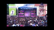 Tedi Aleksandrova ft. Gumzata - Luboven apogei Hd ( Live ) 2012