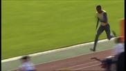 Irving Saladino - long jump 8.56
