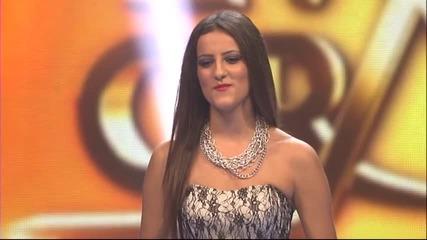 Dragana Stojanovic - Sve sam stekla sama (live) - ZG 2014 15 - 06.12.2014. EM 12.