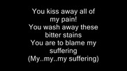 Dead By Sunrise - My Suffering Prevod