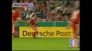 Байерн Мюнхен 5 - 0 Рот Вайс Оберхаузен .. Купа на Германия .. 22.09.2009