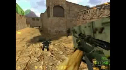 Counter - Strike - Два Headshota C Awp