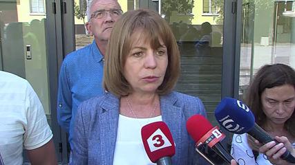 Фандъкова: Инвестирахме близо 90 млн. лв. в училища и детски градини (СНИМКИ)