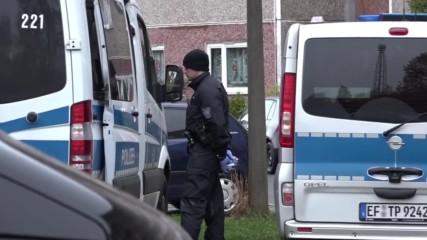 Germany: Major 'anti-terror' op underway in five states across Germany
