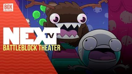 NEXTTV 019: Ревю: Battleblock Theater