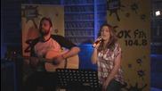 Helena Paparizou - Den Thelo Allon Iroa by Sok Fm 104.8 (unplugged)