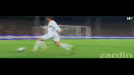 New Neymar + Cristiano Ronaldo / Miror / 2012