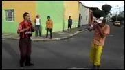 Битка между пияници - Смях