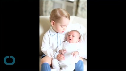 Michelle Obama Brings Prince George and Princess Charlotte Gifts From America!