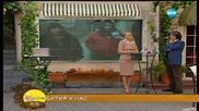 """Актьорът Сашо Дойнов пък ще отвори своето """"черно тефтерче"""" - На Кафе (27.03.2015)"""