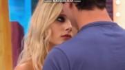 Soy Luna 3 Симон и Амбър тренират и потчи се целуват но Бенисио ги прекъсва еп.10
