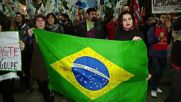 "Аржентина: Демонстрация в Буенос Айрес ""за"" Дилма Русеф"