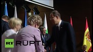 Poland: Central and Eastern European leaders commemorate WWII at Gdansk conference