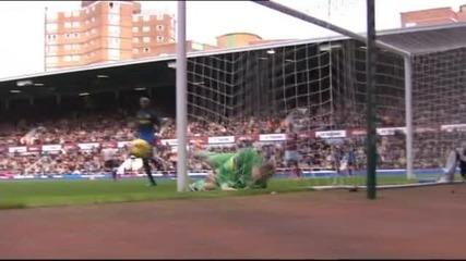 ВИДЕО: Уест Хем  - Манчестър Сити 2:1