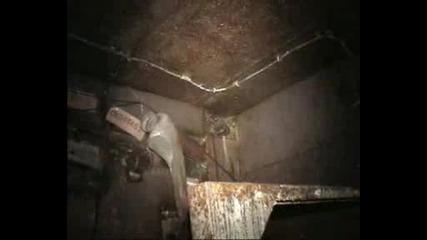Избухналия реактор в Чернобил Маршрут № 2