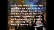 Michael Jackson - речта в Оксфорд 2001 част 1