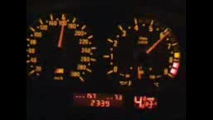 Наи бързата скорост на бмв м3 Звяра