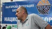 Барчовски: Две победи ни класират, една ни носи сметки