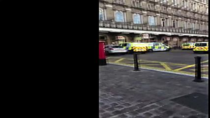 UK: Charing Cross underground station evacuated after man claims he has bomb