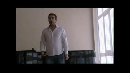 Plamen Petrov, tenore; Come un bel di maggio - Andrea Chenier