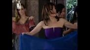"""Майа и Радж на прием в дома на Кадоре 94-95 еп. """"индия - любовна история"""""""