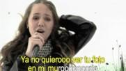 Jesse & Joy - Ya no quiero (Video Single) [Karaoke] (Оfficial video)
