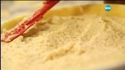 Рибена супа, хляб със семена, бадемов тарт - Бон Апети (02.02.2015)