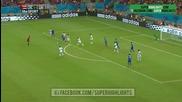 1/8 финал: Коста Рика 1–1 Гърция // F I F A World Cup 2014 // Costa Rica 1–1 Greece // Highlights