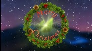 Magical Christmas Wreath - Adobe After Effects Лого и Текст Темплейт 2012 година