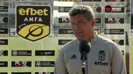 Балъков: Знаехме, че това ще е най-трудният ни мач