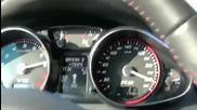 Audi r8 320km/h