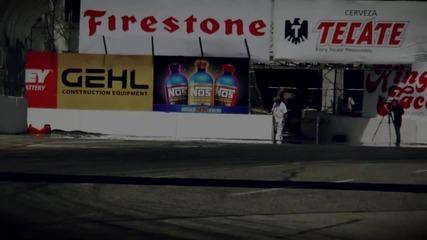 Formula Drift 2010 - Falken Tire Takes Long Beach