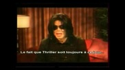 Michael Jackson - Message For Nrj Award